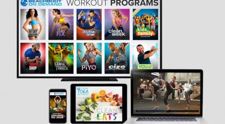 Do Home Fitness DVDs Work? Streaming a Path to Home Fitness