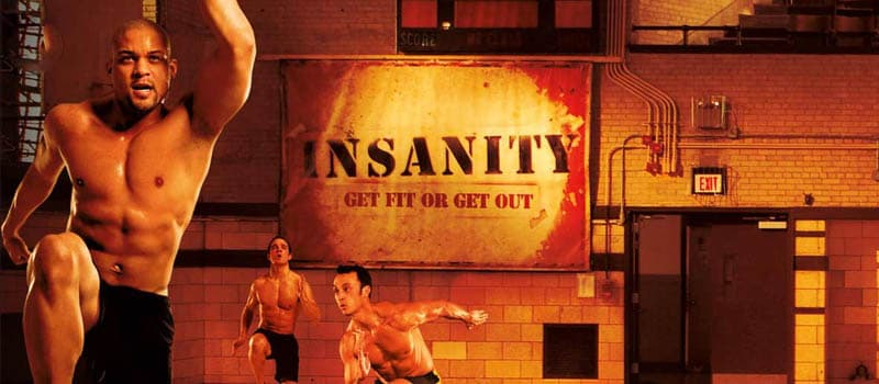 Insanity Home Fitness Workout - What is Beachbody on Demand