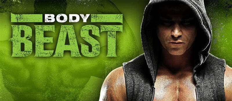 Body Beast Home Fitness Workout - What is Beachbody on Demand