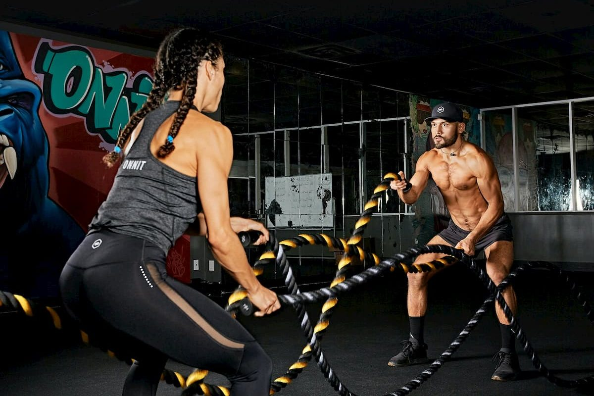 Are Battle Ropes Good Cardio? Intensity Brings Good Health