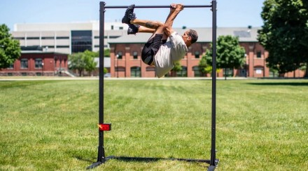 Rogue MIL Pull Up Station Review: Build Stamina & Strength