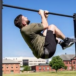 Rogue MIL Pull Up Station
