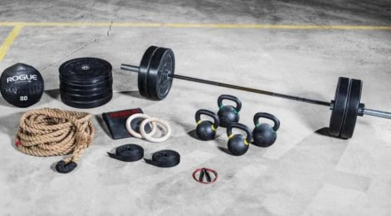 Rogue CrossFit Alpha Package Review: Full CrossFit Functionality