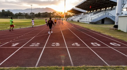 How Many Laps Around a Football Field is a Mile?