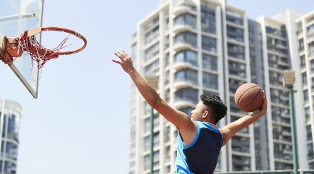 How to Dunk a Basketball if You Are Short?