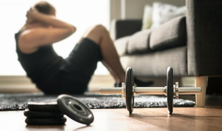 How to Build Physical Fitness at Home Without Equipment