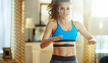 How to Burn Calories Fast at Home Without Equipment