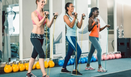 Resistance Band Training: Build Your Muscles With Bands
